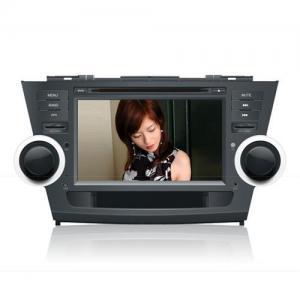 Cheap Car DVD player KS-661 TOYOTA:Highlander for sale