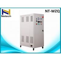 Water Cooling Feed Outside Ozone Generator For Swimming Pool 10 60g Output Of