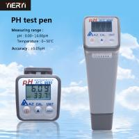 Cheap AZ8690 Portable Acidity Meter Water Quality Digital Ph Meter Handheld Precision Laboratory Industrial Test for sale