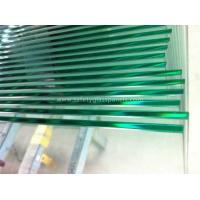 Cheap Low-E Tinted Laminated Tempered Glass Porch Railings 3mm - 22mm For Buildings wholesale