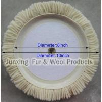 Cheap Wool Buffing Pad for sale