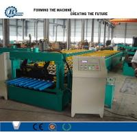 Cheap High Effective Warehouse Sheet Metal Roll Forming Machine For Corrugated Metal Wall for sale
