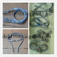 Cheap Best quality cable socks,low price cable pulling socks,Support Grip for sale