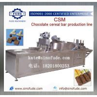 China Chocolate Cereal Bar Production Line on sale