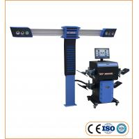 Cheap Accurate 3D Wheel Alignment Machine Measure Wheel Angles 110-220V With 4 Cameras for sale