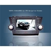 Cheap 8inches TOYOTA HIGHLANDER Car Navigation for sale