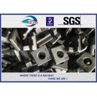Cheap Customized S-13 Rail Clips With Material 60Si2MnA HDG Surface Treatment Coating for sale