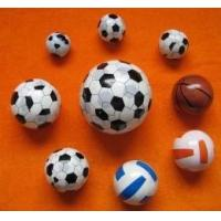 Cheap Various Ball Design Compressed Towel (YT-608) for sale