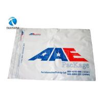 Cheap HDPE Polythene Mailing Bags , Poly Mailer Shipping Bags 215x330mm #F Heat Resistant for sale