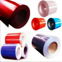 Cheap Roofing Material Prepainted Colored PPGI Steel Coil 0.12-1.2mm Thickness / 1250 Width for sale