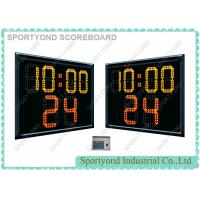 Cheap Stadium Basketball Shot Clock Electronic Attack Timers And Quarter Time for sale