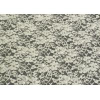 Cheap  Brushed Lace Water Soluble Fabric  for sale