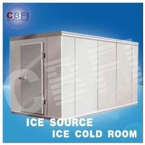 Cheap Concrete Design Moisture Proof Light Cold Room Blast Chiller Freezer With Cement Floor wholesale