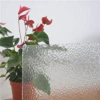 China Clear Rolled Glass on sale