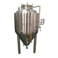 Cheap small stainless steel 1bbl conical beer fermenter for sale