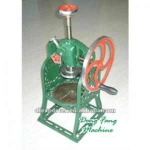 Cheap small home ice crusher machine food packing machine filling and packing machine for sale