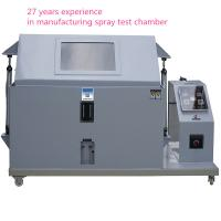 Cheap Bench Top Intelligent Auto Corrosion / Salt Spray Test Chamber Can Monitor  KM-F-60C for sale