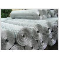 Cheap Size 3/4'' Height 1.2m Welded Wire Mesh For Breeding Industry 0.6m -2m Width for sale