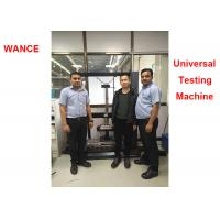 Buy cheap Electromechanical Universal Testing Machine with 1000mm test width for from wholesalers