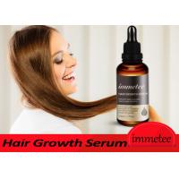 Cheap 100% Natural Ingredient Hair Care Argan Oil Promote Fast Hair Growth For Men for sale