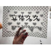 Cheap 3D Lenticular printing FLY-EYE 3D effect with Animation lenticular effect made by OK3D Software for sale