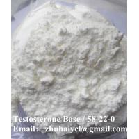 Test Suspention Anabolic Steroid Powder Testosterone CAS 58-22-0