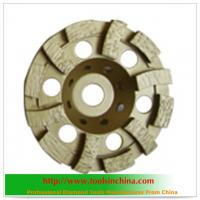 Cheap sintered diamond cup grinding wheel for sale