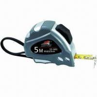 Cheap 5m Measuring Tape, Customized Logos and Colors are Accepted for sale