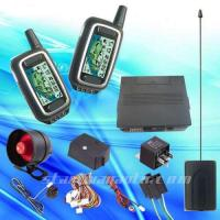 Cheap alarm auto remote starter wireless alarm Car Alarm System Two Way Accessories for sale
