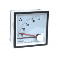 Cheap Maximum Demand Analogue Panel Meters , Accuracy Class 3.0 Ammeter for sale