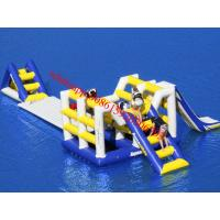 Cheap Aqua inflatable water game , inflatable water park ,water sports inflatables for sale