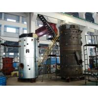 Fuel Oil / Coal Fired Industrial Steam Boilers 0.7 - 1.6Mpa BV NK Certification
