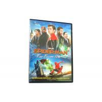 China Spider-Man Far from Home DVD Movie 2019 Action Adventure Sci-fi Series Film DVD on sale