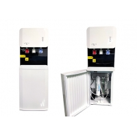 China POU Water Dispenser 105L-XG with UV sterilizer and Active carbon Water Filter on sale