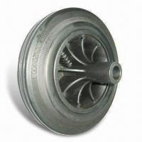 Cheap Industrial Caster with Plastic Core and -20 to 60°C Temperature Range for sale