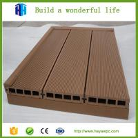 Recycling composite materials recycling composite for Composite decking sale