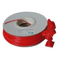 Cheap Good Qulity ABS / PLA HIPS Filament Red , 3mm 3D Printer Filament for sale