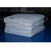 Cheap customized available 100%cotton hajj ihram towel with high quality for sale