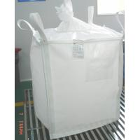 Cheap UV treated Chemical Industry pp 4-panel container bag FIBC bags for sale