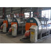 Cheap Natural Circulation Industrial Steam Boiler 1.0MPa / 1.25MPa / 1.6MPa Optional for sale