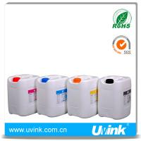 Cheap Uvink brand solvent ink for konica 14pl/35pl 4colors available wholesale