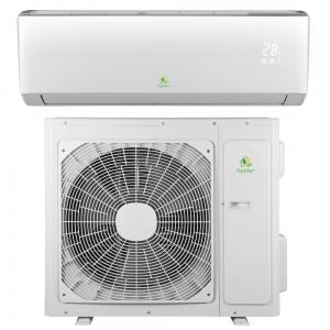 Cheap Manual On / Off 9000 BTU Split Air Conditioner 220V / 380V High Density Filter for sale