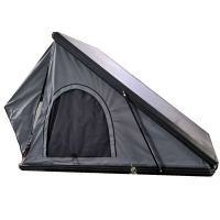 Cheap Double Layers Hard Shell Triangle Off Road Roof Tent For Campers for sale