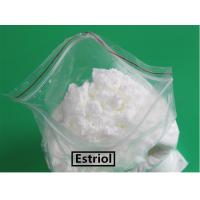 Cheap Female Hormone Estrogen White Crystalline Powder Estriol,	Raw Estriol Powder wholesale