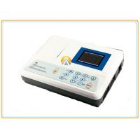 Cheap Durable Wireless Ecg Machine , Three Channel Electrocardiograph Machine for sale