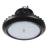 Cheap 150W UFO LED High Bay Lights with 15500LM CRI>80Ra PF>0.95 60 Degree Beam Angle wholesale