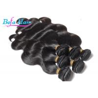 Cheap 18 Inch Smooth Malaysian Body Wave Hair Bundles With Full Cuticles wholesale