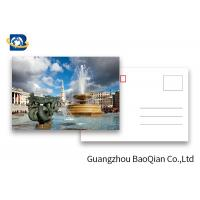 Cheap Tourist Tttraction 3d Lenticular Card , Lenticular Postcard Printing Souvenir Tourist Gifts for sale