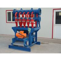 Cheap Customized 100% PU Solid Control Equipment Hydrocyclone Desilter for sale