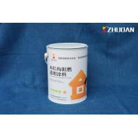 Cheap Timber High Temperature Heat Resistant Paint For Furniture Demands Of Clear Natural Grains for sale